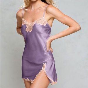 Victoria Secret VS Satin and Lace Nighty Slip